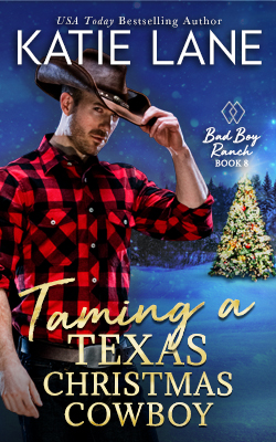 Taming a Texas Christmas Cowboy by Katie Lane