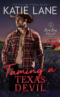 Taming a Texas Devil by Katie Lane