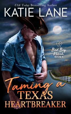 Taming a Texas Heartbreaker book cover image