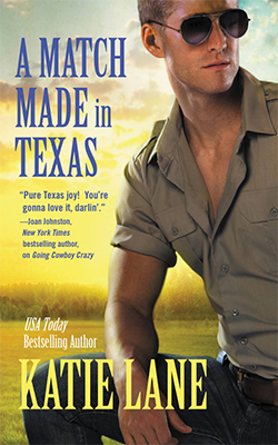 A Match Made in Texas book cover image