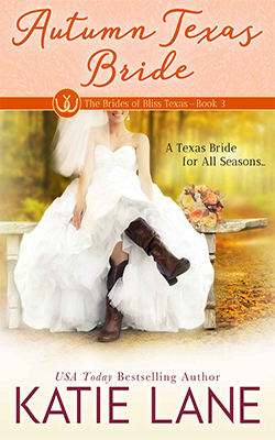 Autumn Texas  Bride book cover image