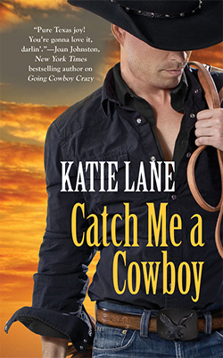 Catch Me a Cowboy book cover image