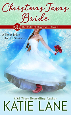 Christmas Texas Bride book cover image