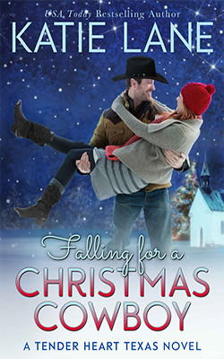 Falling for a Christmas Cowboy book cover image