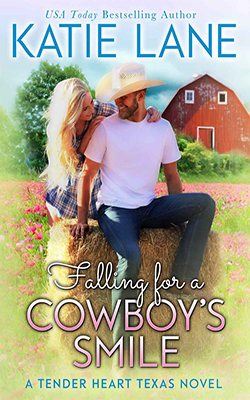 Falling for a Cowboy's Smile book cover image