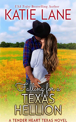 Falling for a Texas Hellion book cover image