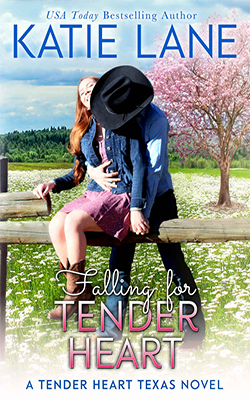 Falling for Tender Heart book cover image