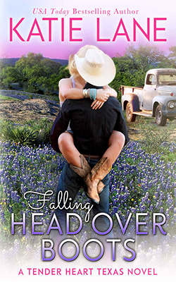 Falling Head Over Boots book cover image
