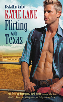 Flirting with Texas book cover image