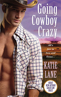Going Cowboy Crazy book cover image