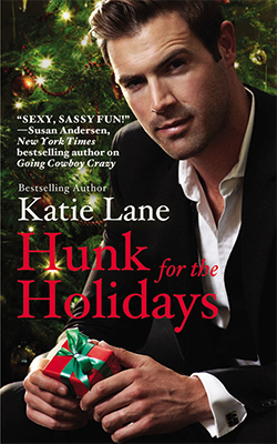 Hunk for the Holidays book cover image