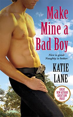 Make Mine a Bad Boy book cover image