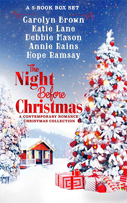 The Night Before Christmas: A Contemporary Romance Christmas Collection book cover image