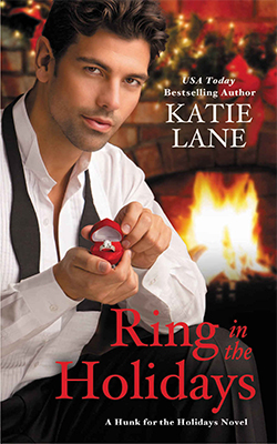 Ring in the Holidays book cover image