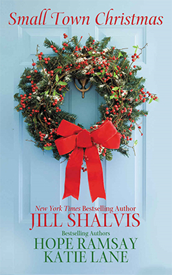 Small Town Christmas book cover image