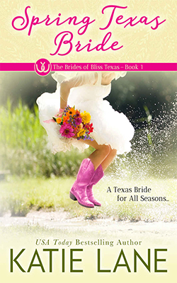 Spring Texas Bride book cover image