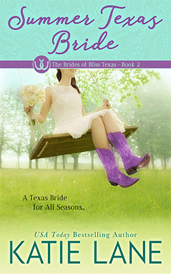 Summer Texas Bride book cover image